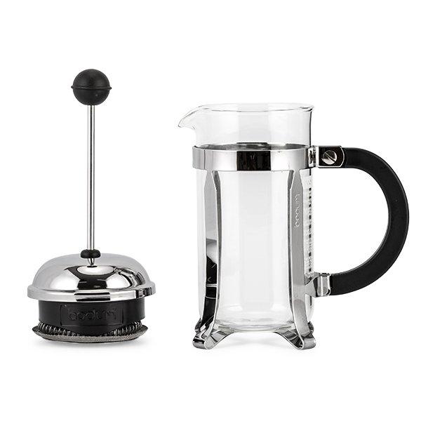 ボダム Bodum フレンチプレス コーヒーメーカー シャンボール CHAMBORD 1923-16 350mL シルバー コーヒープレス 珈琲 コーヒー おしゃれ