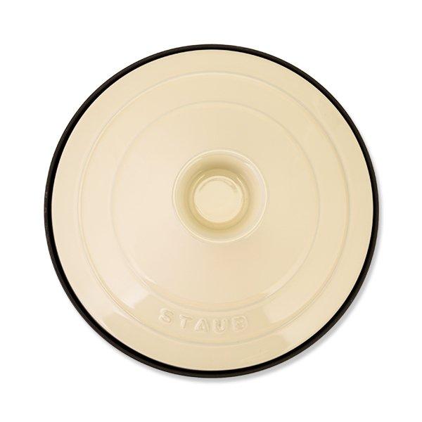 ストウブ Staub タジン鍋 28cm セラミックドーム IH対応 ホーロー鍋 蒸し鍋 保温 おしゃれ Tajine Ceramica Base Gisa 母の日 ★