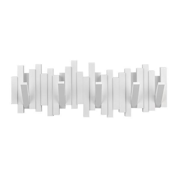 【全品5%OFFクーポン コードglv】アンブラ Umbra コートハンガー 5連 スティックス マルチフック ハンガーフック おしゃれ 壁掛け 318211 sticks multi hook インテリア