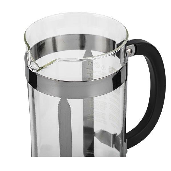 ボダム Bodum フレンチプレス コーヒーメーカー シャンボール CHAMBORD 1928-16 1L シルバー コーヒープレス 珈琲 簡単 コーヒー おしゃれ ★