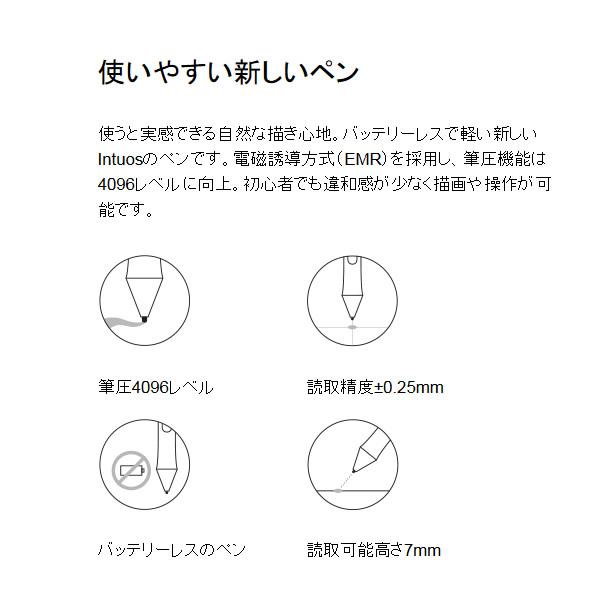 送料無料(北海道・沖縄・離島除く)■CTL-6100WL/E0 ワコム ペンタブレット Intuos Medium ワイヤレス ピスタチオグリーン Bluetoothモデル