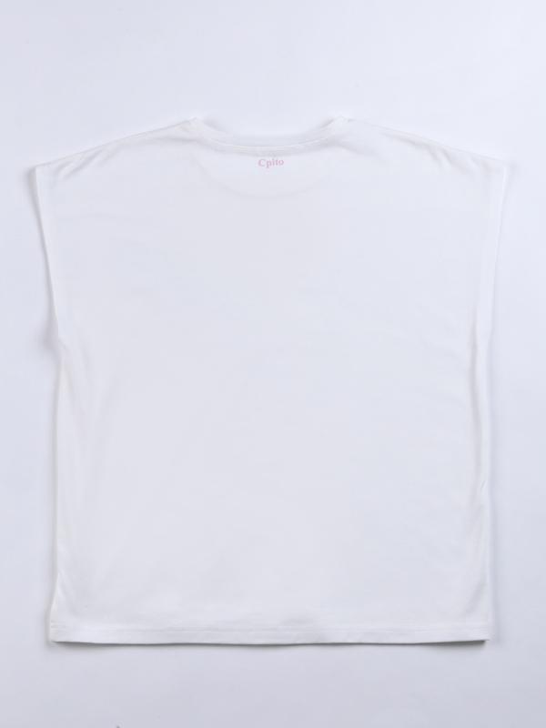 サテンキャミワンピース(Tシャツ付)