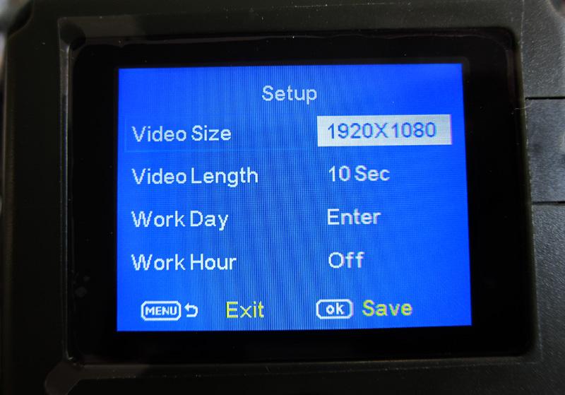 【販売終了】BMC SG562-D 自動撮影カメラ(センサーカメラ)