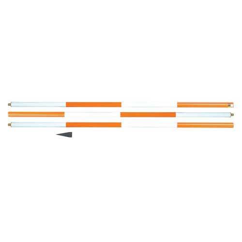 [特価商品]5150-02-WOR Basicsレンジポール 3.65m