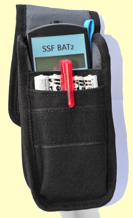 コウモリ探知機 SSF BAT2用ケース