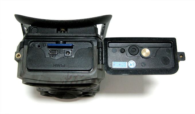 SG-011 広角レンズ搭載日本語モデル自動撮影カメラ(センサーカメラ)