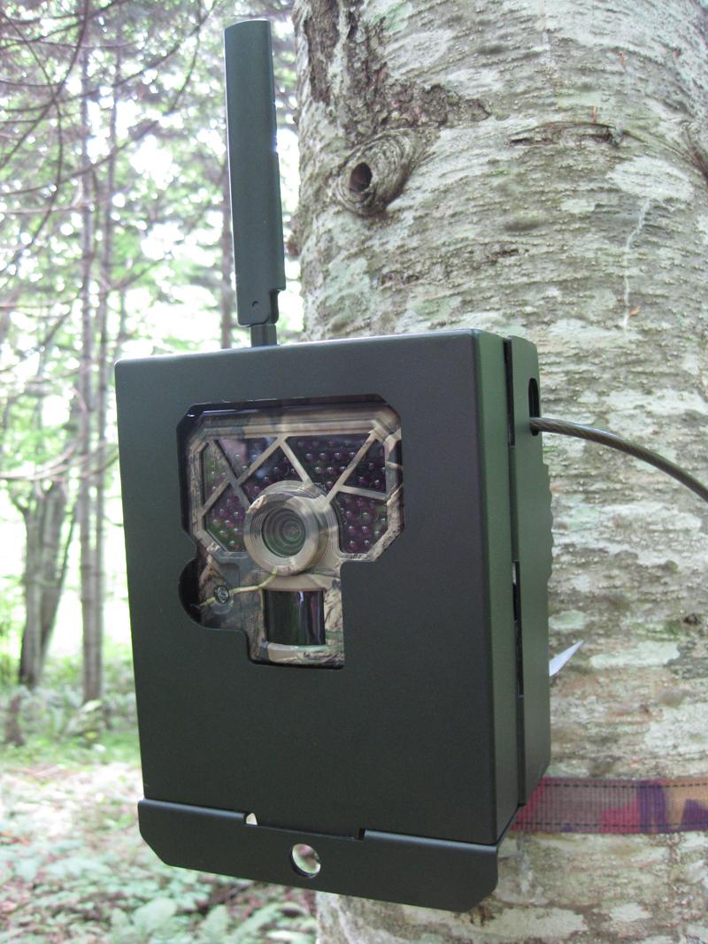 不法投棄監視カメラ TS4200