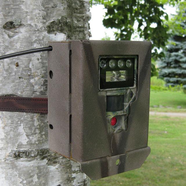 不法投棄監視カメラ TS550s