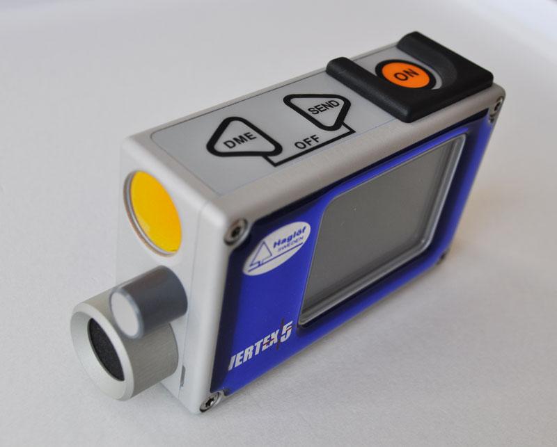 超音波樹高測定器 Vertex 5 (バーテックスファイブ)