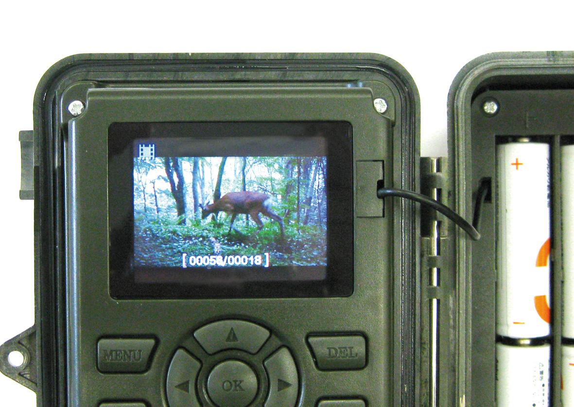 TREL(トレル) 20J 日本語モデル自動撮影カメラ(センサーカメラ)