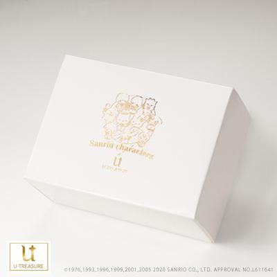 【ポチャッコ】リング 指輪 ポチャッコ アイスクリーム キャラクター リング K18ホワイトゴールド ピンクトルマリン ブルートパーズ 【POCHACCO】