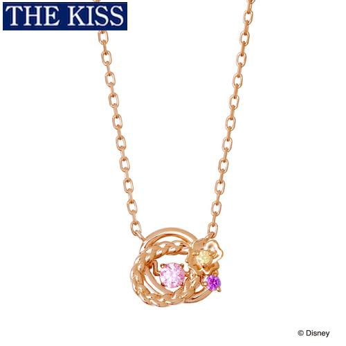 【ディズニー】THE KISS ラプンツェル ネックレス DI-SN1403CB 【Disney】