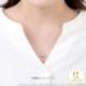 【ポケモン】ワンパチ ネックレス K18イエローゴールド ユニセックス 男女兼用 レディース メンズ アクセサリー