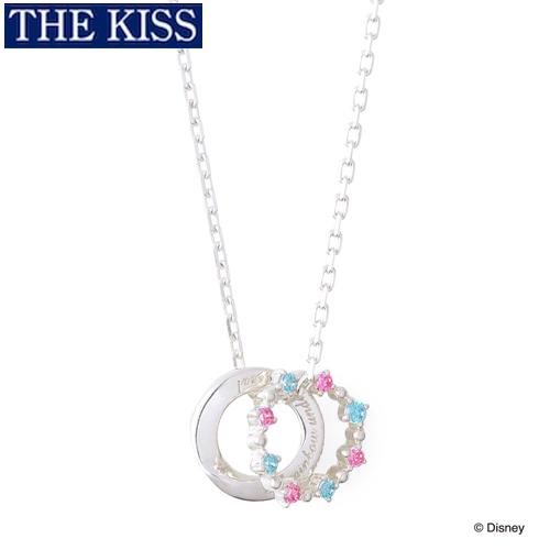 ディズニー プリンセス アリエル ネックレス Disney THE KISS ザ・キッス プレゼント DI-SN801CB