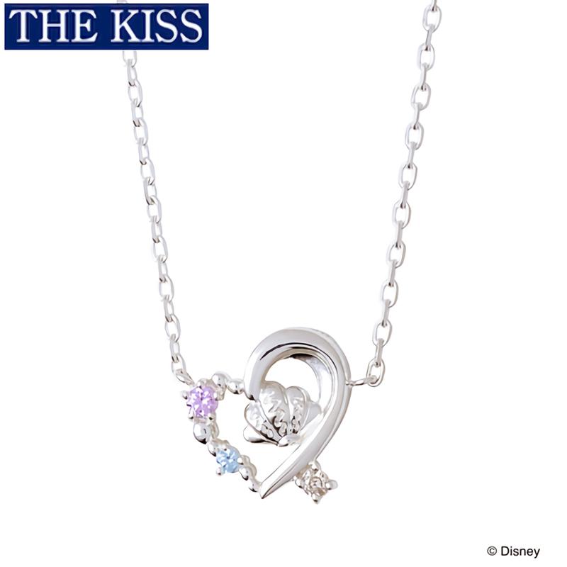 【ディズニー】THE KISS ディズニー アリエル ネックレス【Disney】
