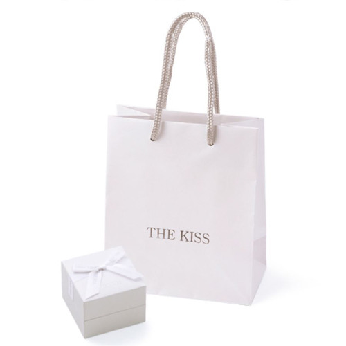 【ディズニー】THE KISS プーさん くまのプーさん&ピグレット ペアネックレス DI-SN704-P 【Disney】