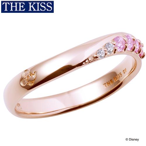 【ディズニー】THE KISS ミッキーマウス リング 指輪 ミッキー90周年 レディース 単品 DI-SR1209CB 【Disney】