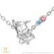 【ポチャッコ】アイスクリーム キャラクター ネックレス シルバー アクセサリー プレゼント【POCHACCO】