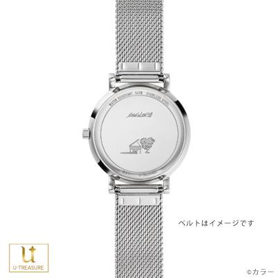 【エヴァンゲリオン】腕時計 シンジとカヲル(duet) 腕時計 革ベルト【EVANGELION】