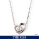 ディズニー プリンセス アリエル ネックレス Disney THE KISS ザ・キッス プレゼント DI-SN1815CB