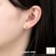 【ポムポムプリン】 ピアス K18イエローゴールド レディース 女性【POMPOMPURIN】