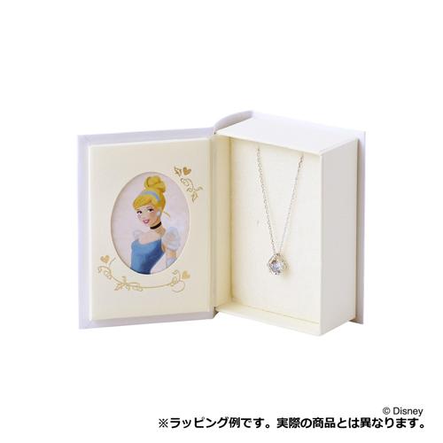 ディズニー プリンセス シンデレラ ネックレス Disney THE KISS ザ・キッス プレゼント DI-SN1400CB