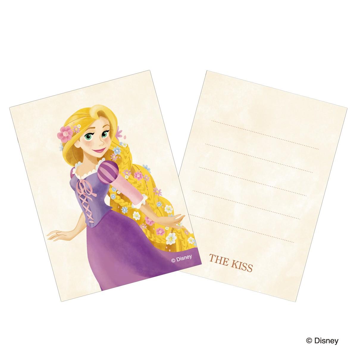 【ディズニー】THE KISS プリンセス ラプンツェル リング 指輪 DI-SR1214CB 【Disney】