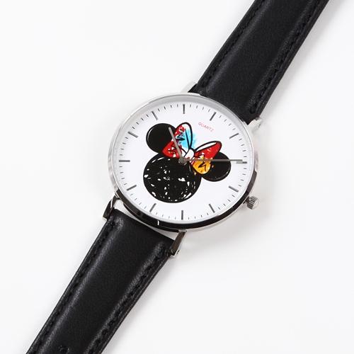 【ディズニー】ケイウノ 腕時計 ミニーマウス 腕時計 世界限定50本【世界限定】【Disney】