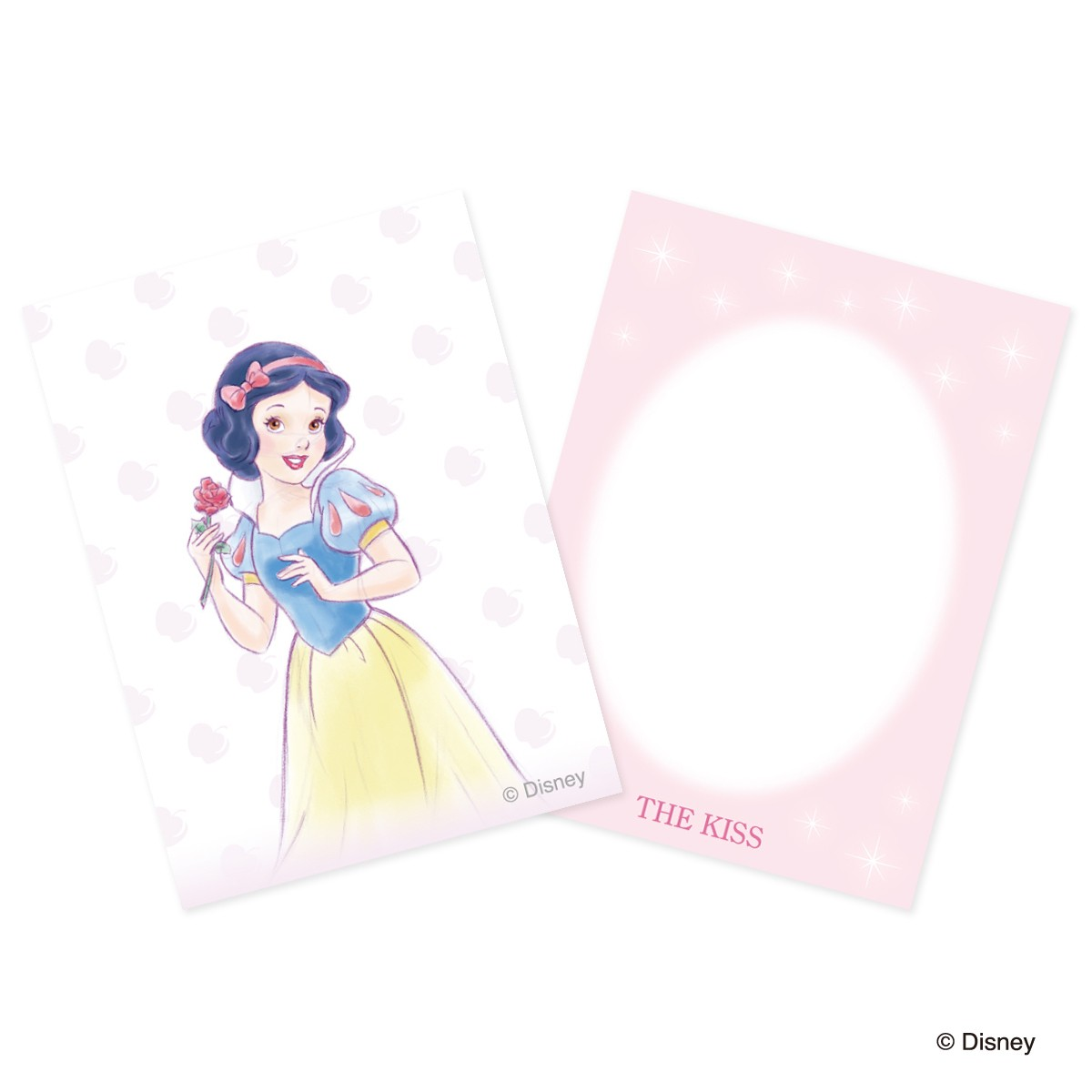 【ディズニー】THE KISS プリンセス 白雪姫 ネックレス DI-SN1812CB 【Disney】
