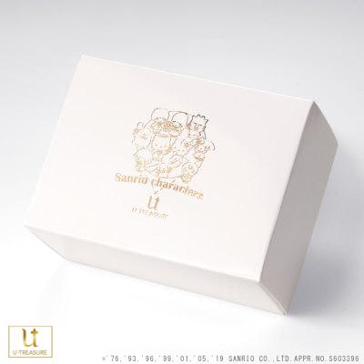 【マイメロディ】クロミ キャラクター ネックレス レディース シルバー(ブラックコーティング) プレゼント【My Melody】
