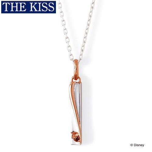 ディズニー チップ&デール ネックレス グッズ レディース アクセサリー THE KISS ザキス ザキッス プレゼント DI-SN709CB