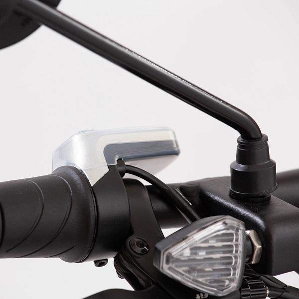 glafitバイクGFR-01専用メータカバー