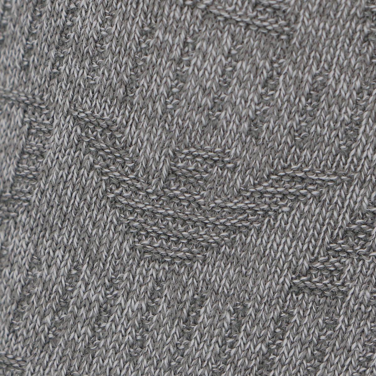 EMPORIO ARMANI ( エンポリオ アルマーニ ) 綿混 メンズ 男性 ソックス 靴下 EAロゴリンクス柄 クルー丈 カジュアルソックス 2342-316 【ゆうパケット・4点まで】