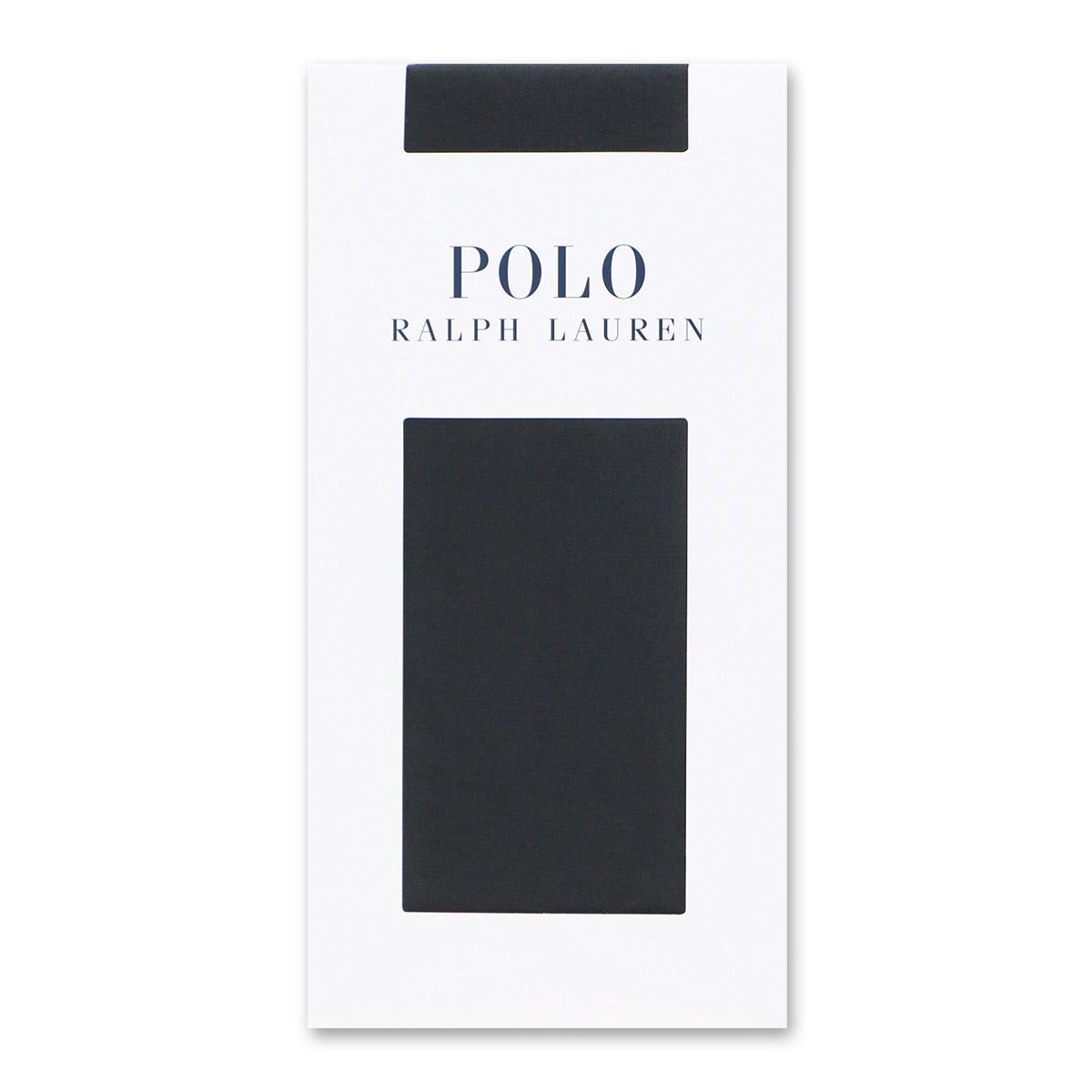 POLO RALPH LAUREN ポロ ラルフローレン|ウィメンズ 50デニール プレーティング タイツ|シルクプロテイン加工 ソフトな肌触り|186-3555【ゆうパケット・2点まで】