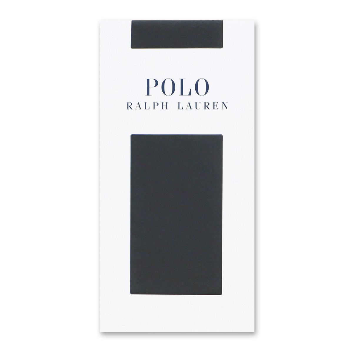 POLO RALPH LAUREN ポロ ラルフローレン|ウィメンズ 80デニール プレーティング タイツ|シルクプロテイン加工 ソフトな肌触り|186-3888