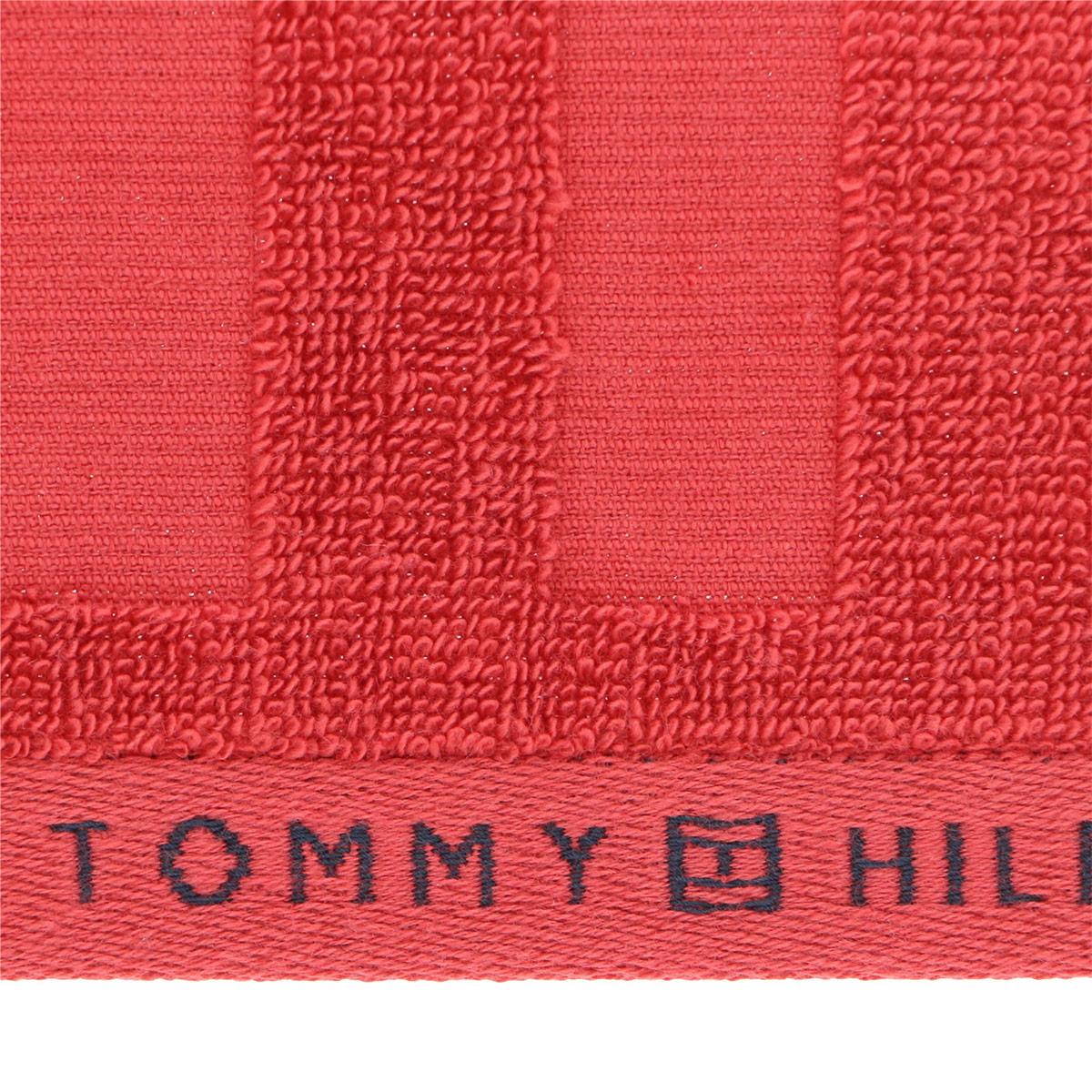 TOMMY HILFIGER トミーヒルフィガー ブランド ラッピングOK ロゴ タオル ハンカチ ( ミニタオル ) 男性 メンズ 2582-145 【ゆうパケット・4点まで】