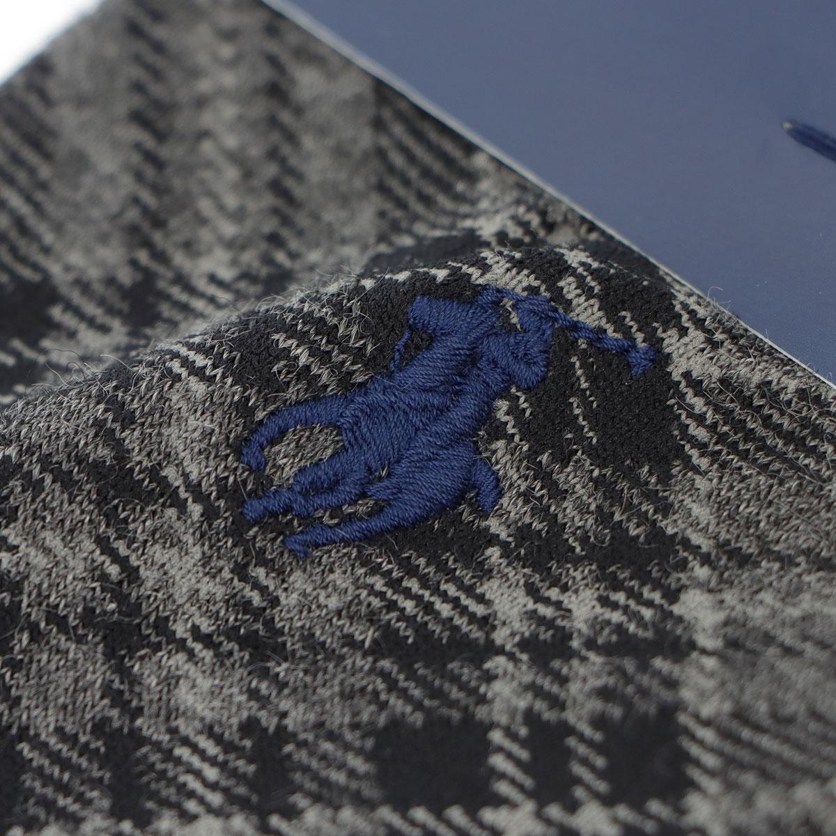 POLO RALPH LAUREN ポロ ラルフローレン   ワンポイントロゴ刺繍 ナンバー3 スニーカー丈 ソックス 靴下 レディース 女性 婦人 03209120【ゆうパケット・4点まで】