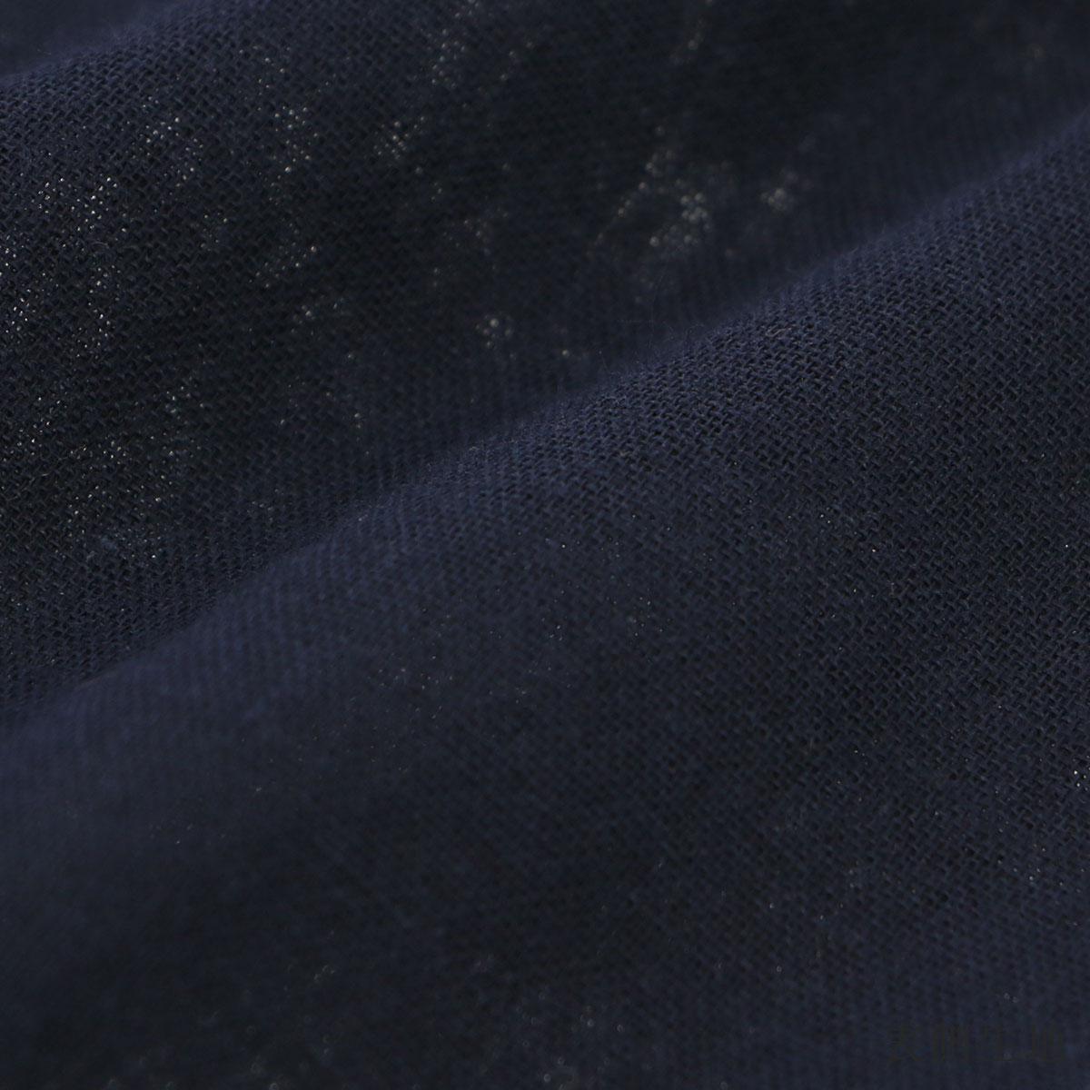 極眠 by NAIGAI 和晒2重ガーゼ コットン100% パジャマ 長袖 パンツ 【Lサイズ】 レディース 女性 婦人 7338-0803【ゆうパケットお取り扱い不可】