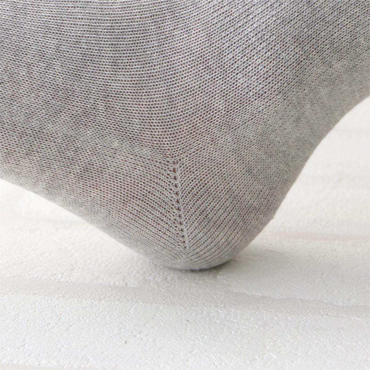 NAIGAI COMFORT ナイガイ コンフォート ホールガーメント 表糸 オーガニックコットン 5本指 ソックス  冷えとり 靴下 にも最適♪ レディス レッグソリューション 3022-240【ゆうパケット・4点まで】