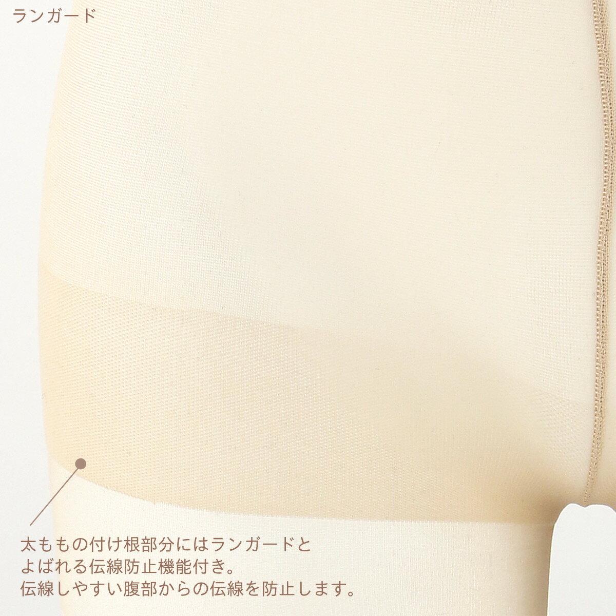 パンスト レギンス ナイガイ concept シアータイプのパンスト素材 10分丈レギンス 吸汗加工 レディス ソックス 靴下 133-5010 【ゆうパケット・6点まで】