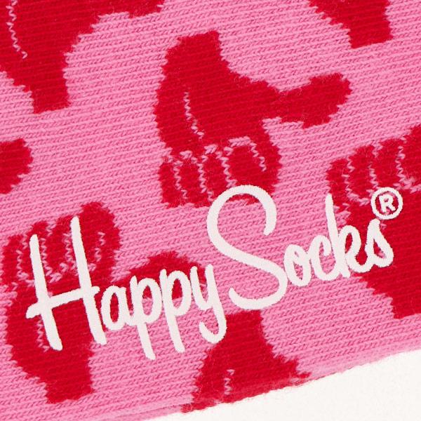 Happy Socks ハッピーソックス THUMBS UP ( サムズ アップ ) クルー丈 綿混 ソックス 靴下 ユニセックス レディース  11117041【ゆうパケット・4点まで】