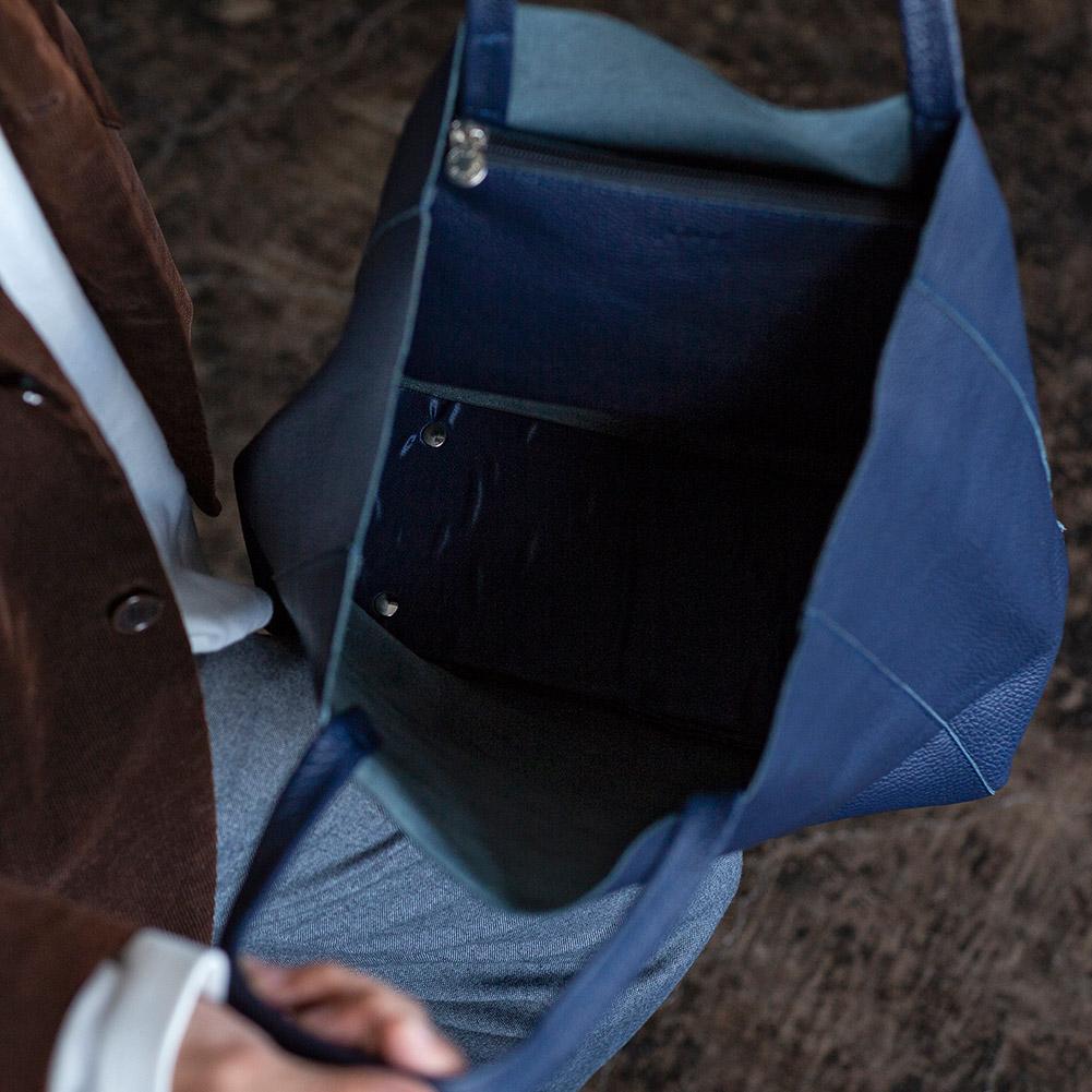イタリア製 本革 縦型 トートバッグ 底鋲付き A4 肩掛け レザートート レザーバッグ ユニセックス [GIUDI/ジウディ][あす着対応][保証対象]