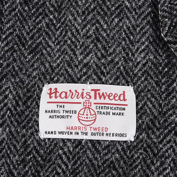 HARRIS TWEED ハリスツイード ブルゾン 2017 HERRINGBONE CLUB ヘリンボーンクラブ[あす着対応] セール対象