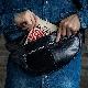 【SNOBBIST】プレステージレザーウエストバッグ[クリスマス 父の日 敬老の日 誕生日 プレゼント ギフト 革 本革 鞄 ウエストバック バック][あす着対応] セール対象