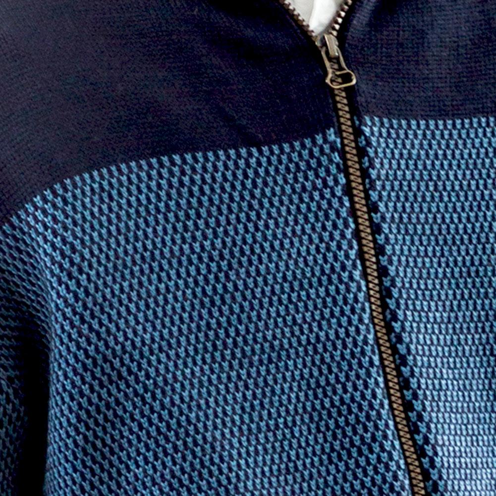 英国製メリノウールフルジッパーセーター[あす着対応][Peregrine/ペレグリン アウター メンズ 秋冬 秋服 冬服 40代 50代 ファッション かっこいい 防寒] セール対象
