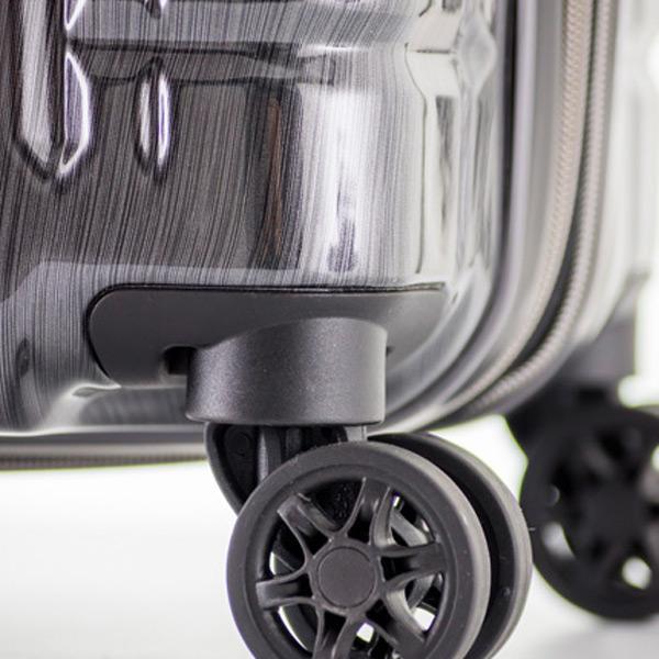 ALiMax アリマックス ALI-MAX22 50L+10L スーツケース 拡張機能 機内持ち込み可 スーツケース キャリーケース キャリーバッグ ハードキャリー [A.L.I/アジアラゲージ]