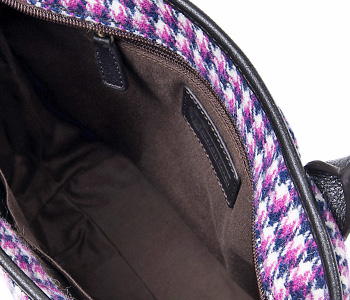 [ハリスツイード]HARRIS TWEED ミディトートバッグ[あす着対応] グレンフィールド