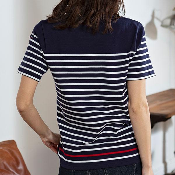 フランス製半袖マリンボーダーTシャツ 半袖 ボーダー[Armor lux/アルモーリュクス][あす着対応]