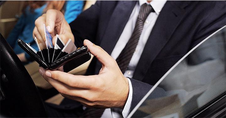 正規日本代理店 【OGON/オゴン】フランス製 V2 カーボンカードケース 防水 スキミング防止 クレジットカードケース[あす着対応]