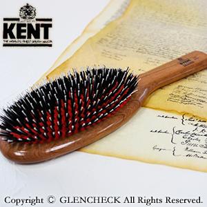 【名入れ無料】英国王室御用達 ケント社/KENT ブリッスルマッサージブラシ グレンフィールド